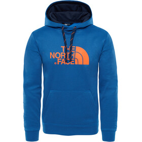 The North Face M's Surgent Halfdome Hoodie Turkish Sea Heather/Persian Orange